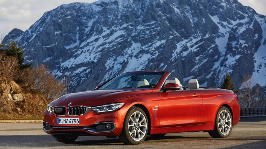 2017 BMW 4 Series Convertible review: Best of everything