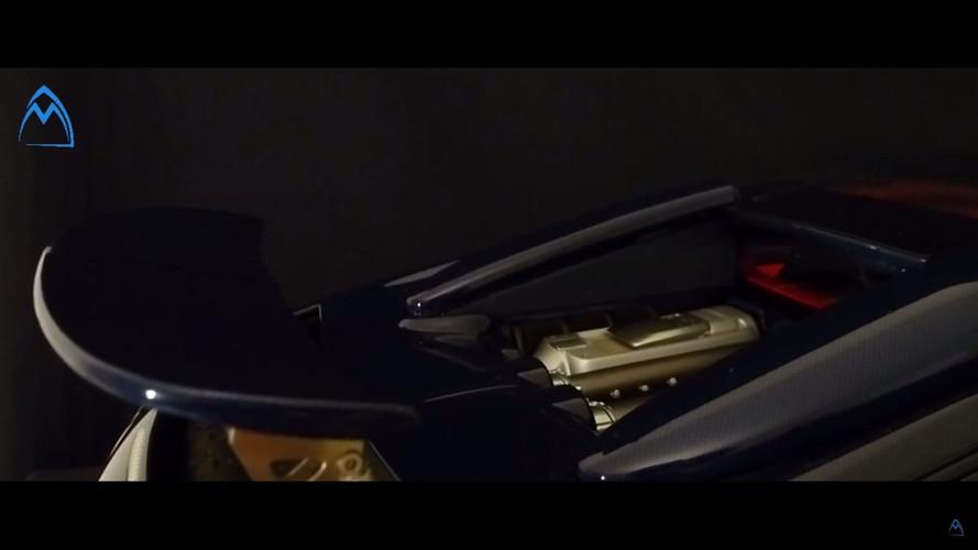 $15K Bugatti Veyron Vitesse Scale Model