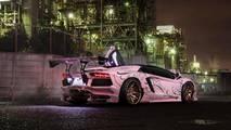 Lamborghini Aventador - Forgiato