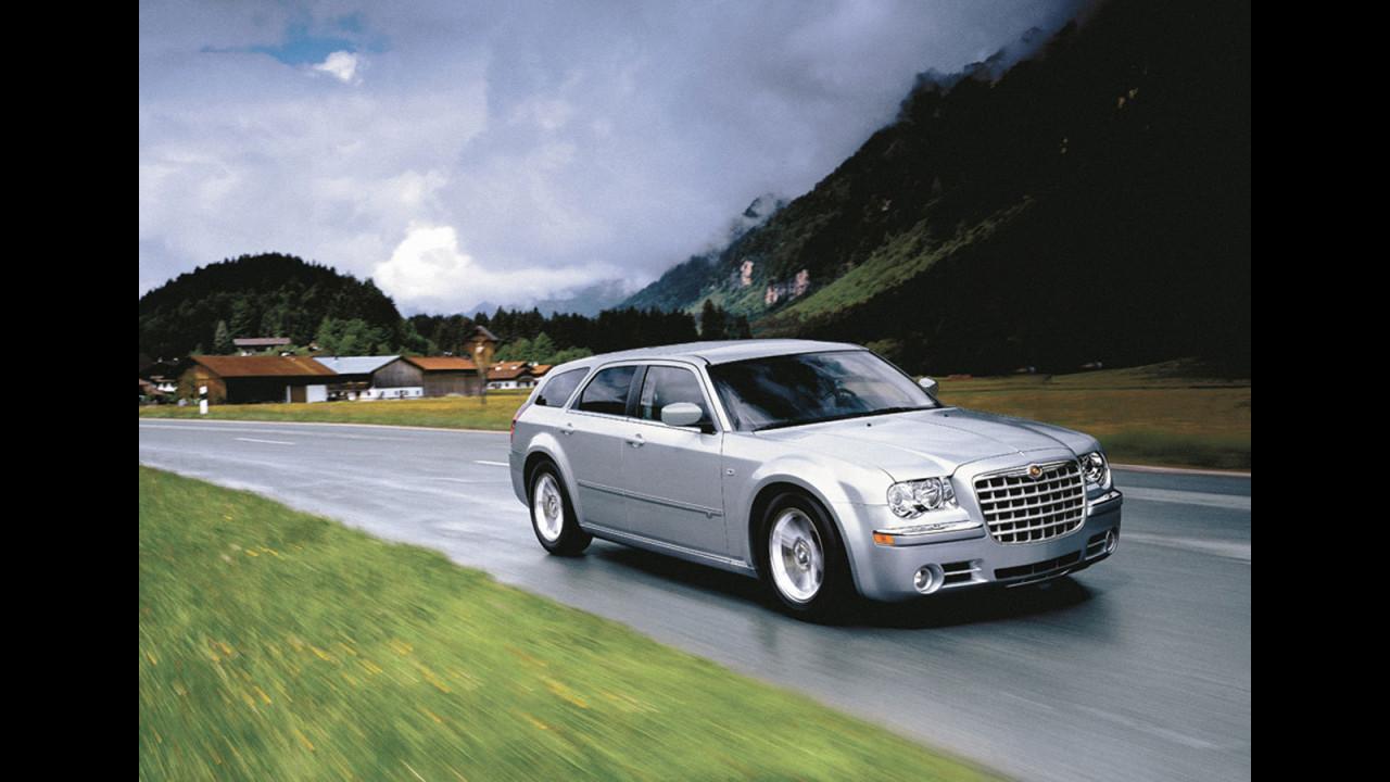 Chrysler 300C Touring SRT Design