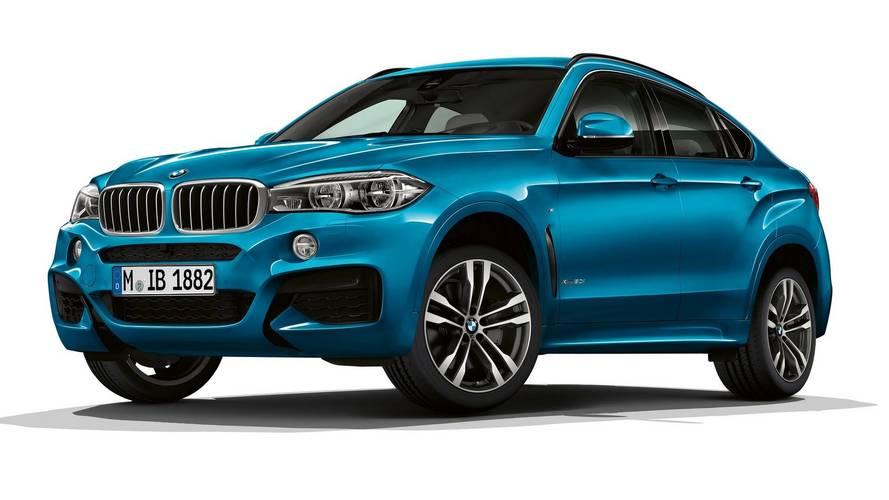 BMW X6 M Sport Edition 2018, ya a la venta en España