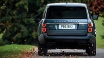 2018 Range Rover Rear Dynamic