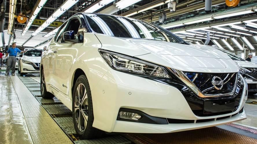 Nissan Leaf supera 100 mil unidades vendidas no Japão