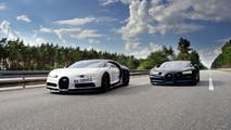 Bugatti Chiron camera car
