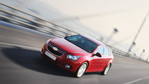 Chevrolet Cruze hatchback production version 25.02.2011
