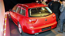 Seat Exeo ST Unveiled at Special Preview Event