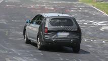 2010 Kia Ceed Facelift on Nurburgring