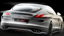 SpeedART  PS9-650 - Porsche Panamera Turbo - 900
