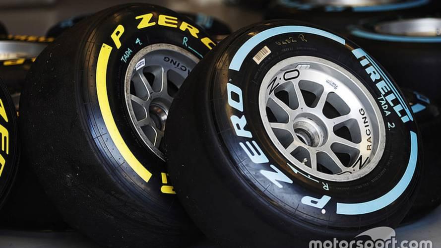 La F1 tendrá llantas de 18 pulgadas en 2021 y eliminará las mantas térmicas
