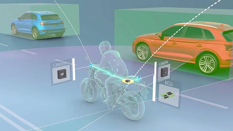 New 360-Degree Detection Technology for Bikes