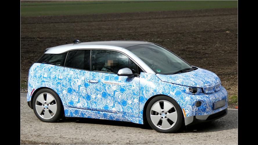 Erwischt: So geht der BMW i3 in Serie