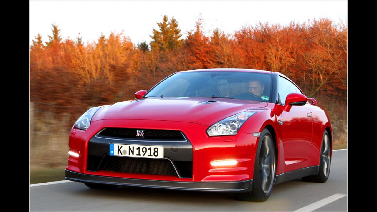 Nissan GT-R: 310 km/h