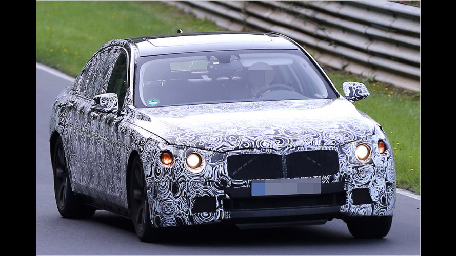Neues BMW-Flaggschiff kommt 2015