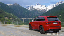 Jeep Grand Cherokee SRT Road Trip