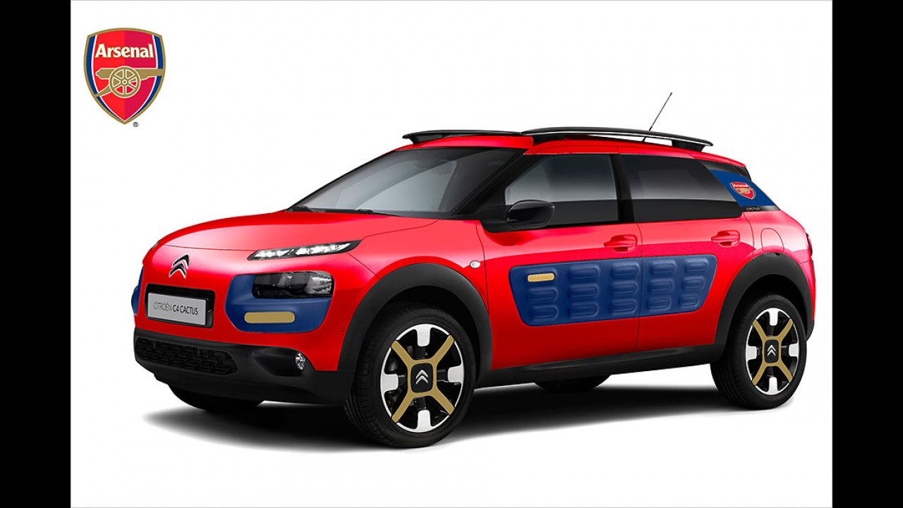 Citroën Cactus Arsenal Edition