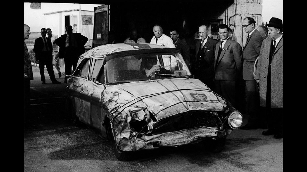 Ford Taunus 12 M Miramas (1963)
