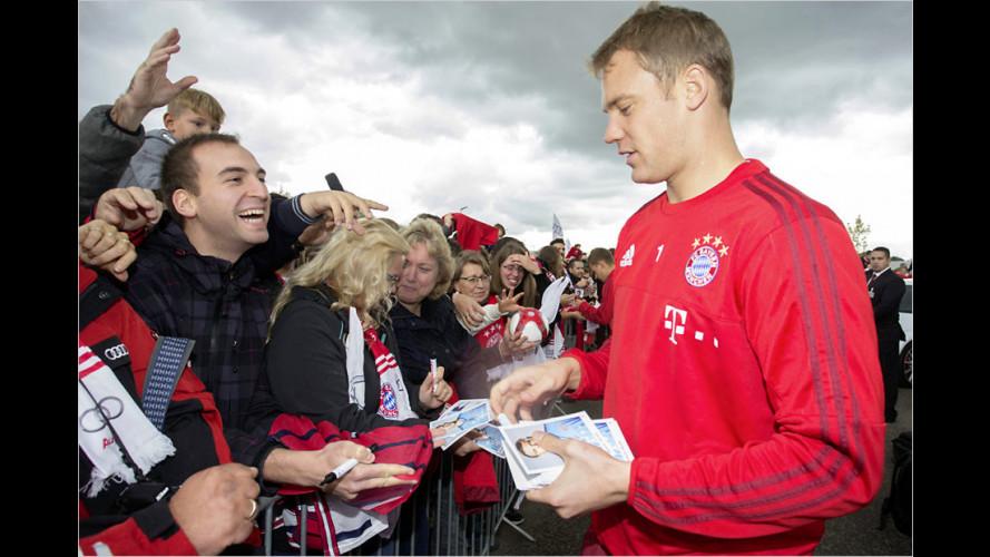 Bayern München: PS mit Pep
