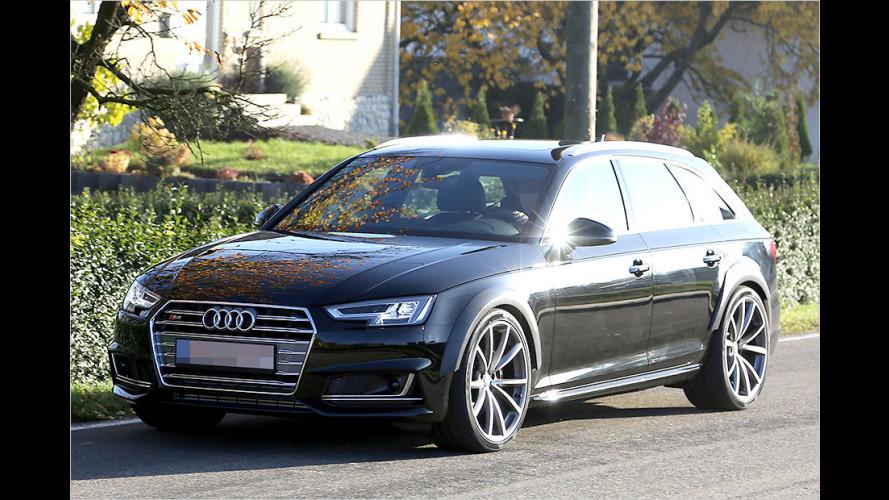 Audi RS 4 Avant: Mit V6-Turbo?