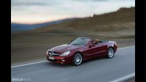 Mercedes-Benz SL550 Roadster