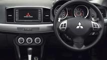 Mitsubishi Galant Fortis (Japan) - Sport-Navi trim