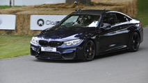BMW M4 Coupe at Goodwood