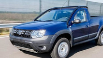 Dacia and coachbuilder collaborate to reveal Duster pick-up