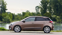 2015 Hyundai i20 official photos