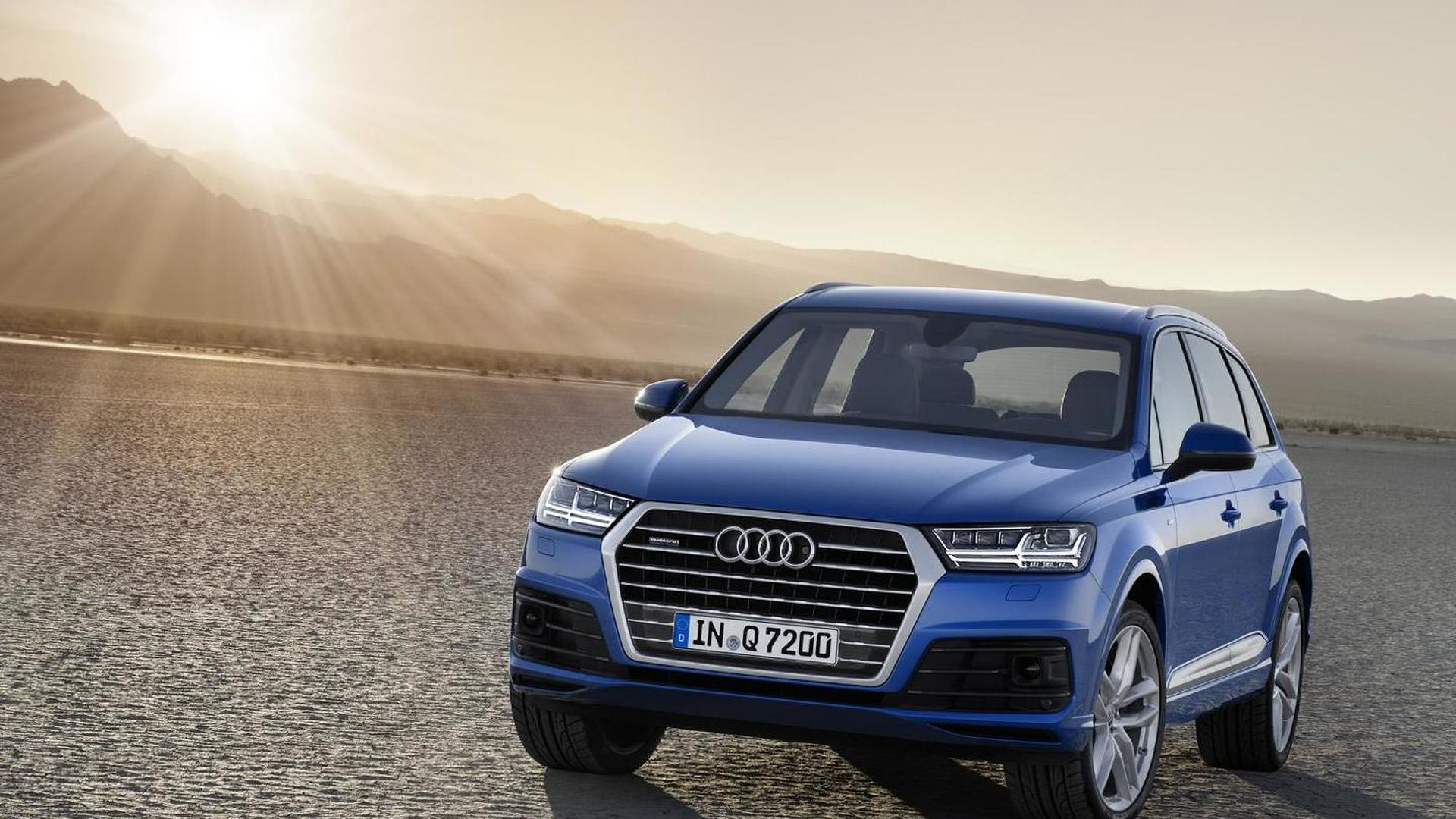 Second Generation Audi Q Goes Official With Kg Weight Loss - Audi official