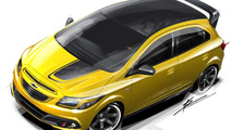 Chevrolet Onix Track Day concept