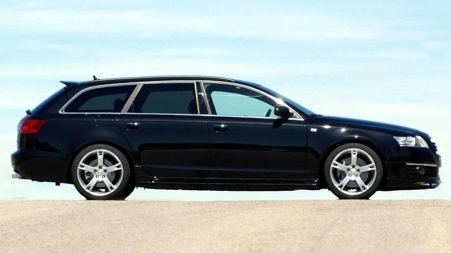 Abt AS6 3.0 TDI with 300 hp