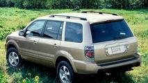 Midsize SUV: Honda Pilot