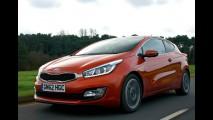 Kia Pro_cee'd tem detalhes e preços divulgados no Reino Unido