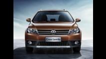 Quantum Cross? VW Gran Lavida ganha versão aventureira na China