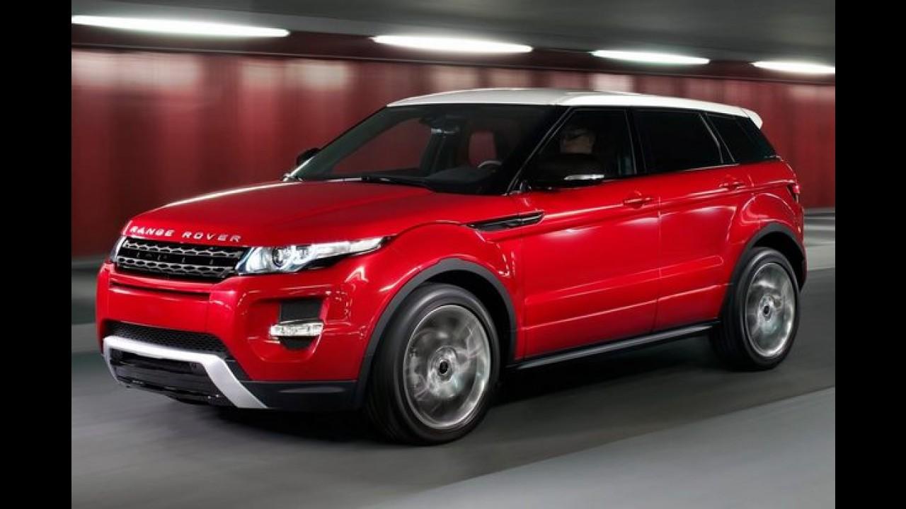 Land Rover terá fábrica no Brasil - marca abre vaga de gerente para a nova unidade