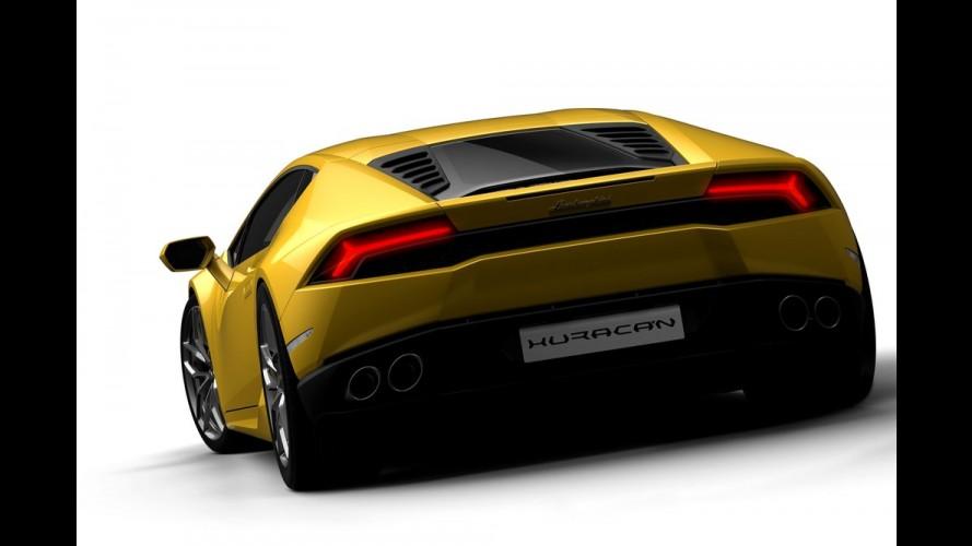 Vídeo: ouça o ronco do motor V10 do novo Lamborghini Huracán
