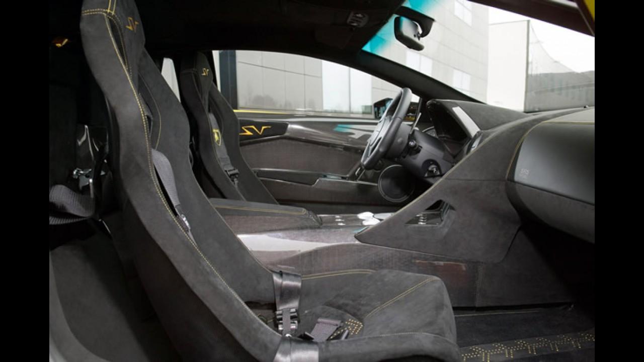 Lamborghini Murciélago LP670-4 SuperVeloce chega ao Brasil por R$ 2,7 milhões