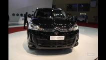 Salão de Buenos Aires: Citroën C4 Aircross cairia como uma luva no Brasil, mas...