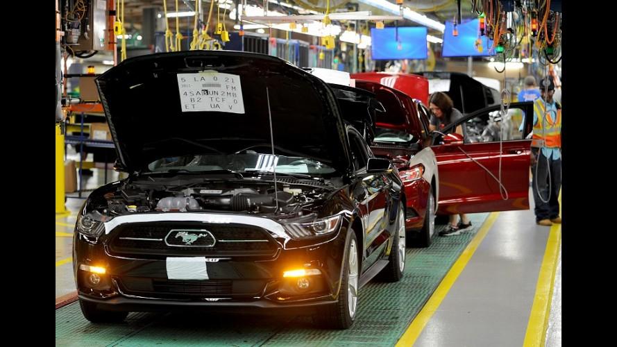 Novo Mustang começa a ser produzido nos EUA e parte de R$ 52,9 mil