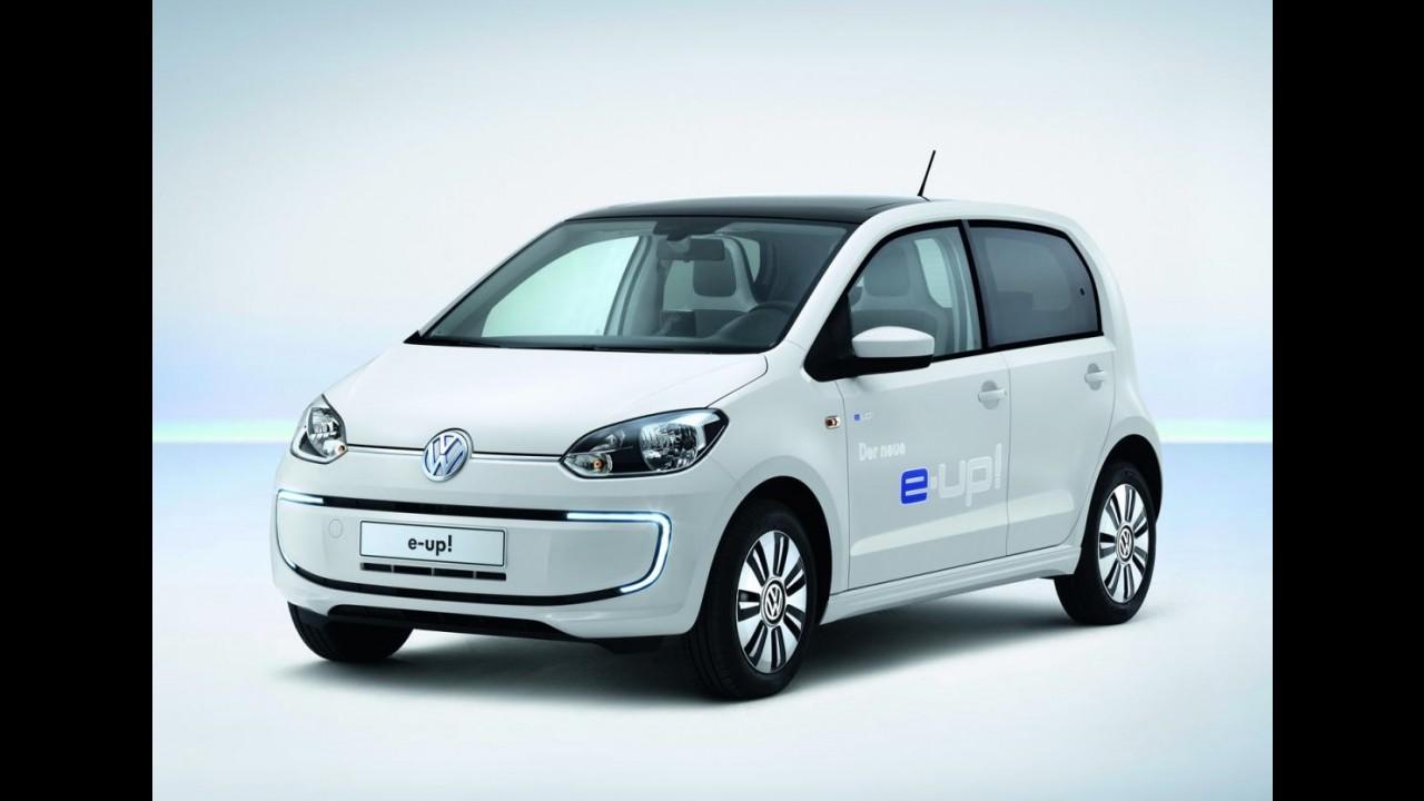 VW Up! elétrico será 2,5 vezes mais caro do que o modelo convencional