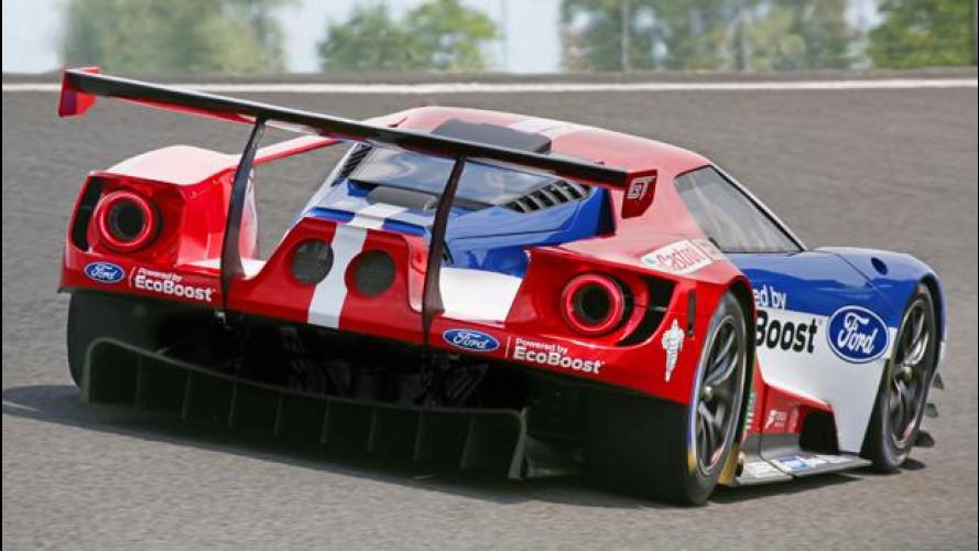 Ford, il ritorno alla 24 Ore di Le Mans