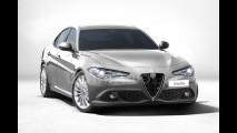 Alfa Romeo Giulia, il rendering della
