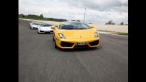Lamborghini Gallardo, foto storiche