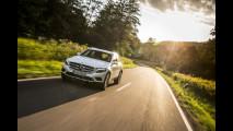Mercedes GLC, rotondità da SUV e anima offroad