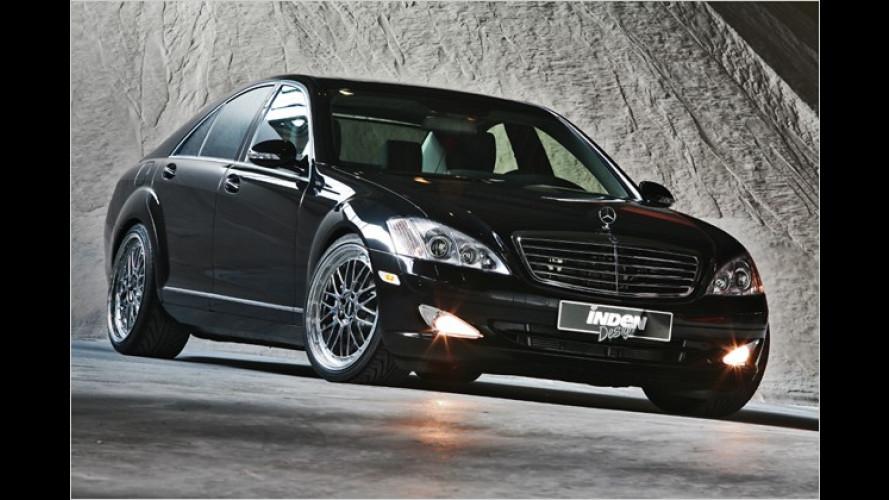 Veredler Inden-Design möbelt den Mercedes S 500 auf