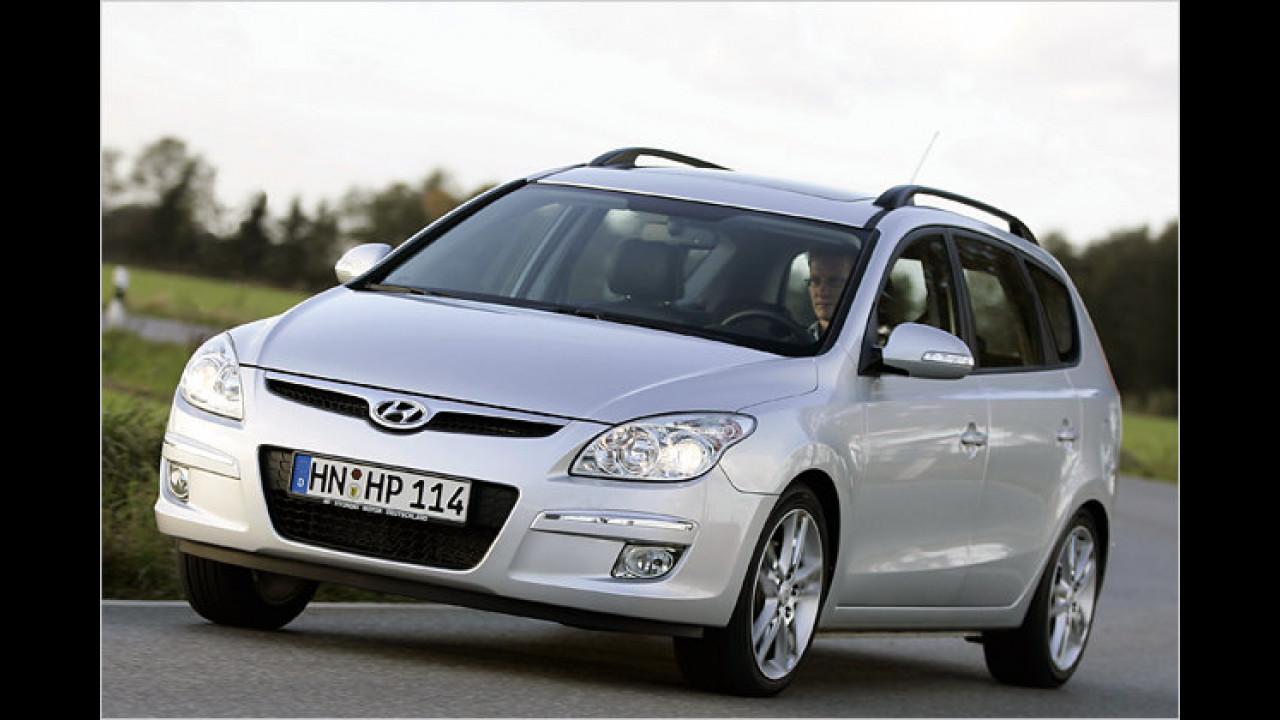 Hyundai i30cw 1.6 CRDi Classic DPF