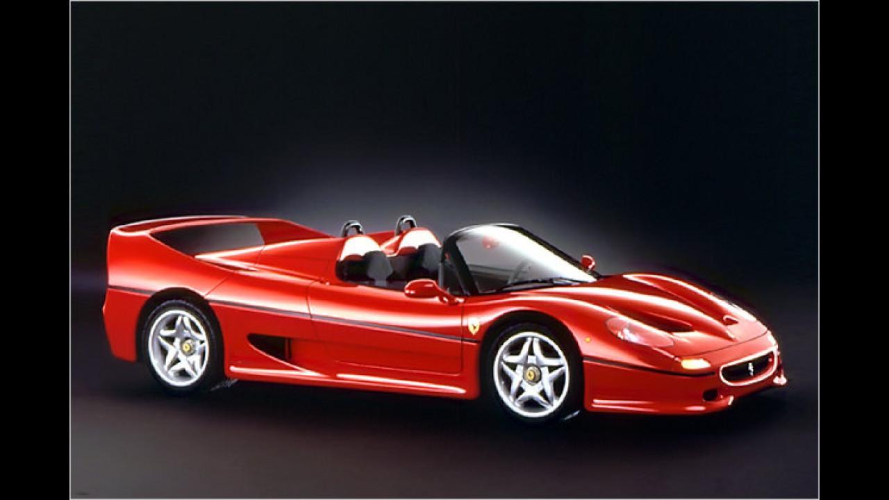 Ferrari F50 (1996/1997)