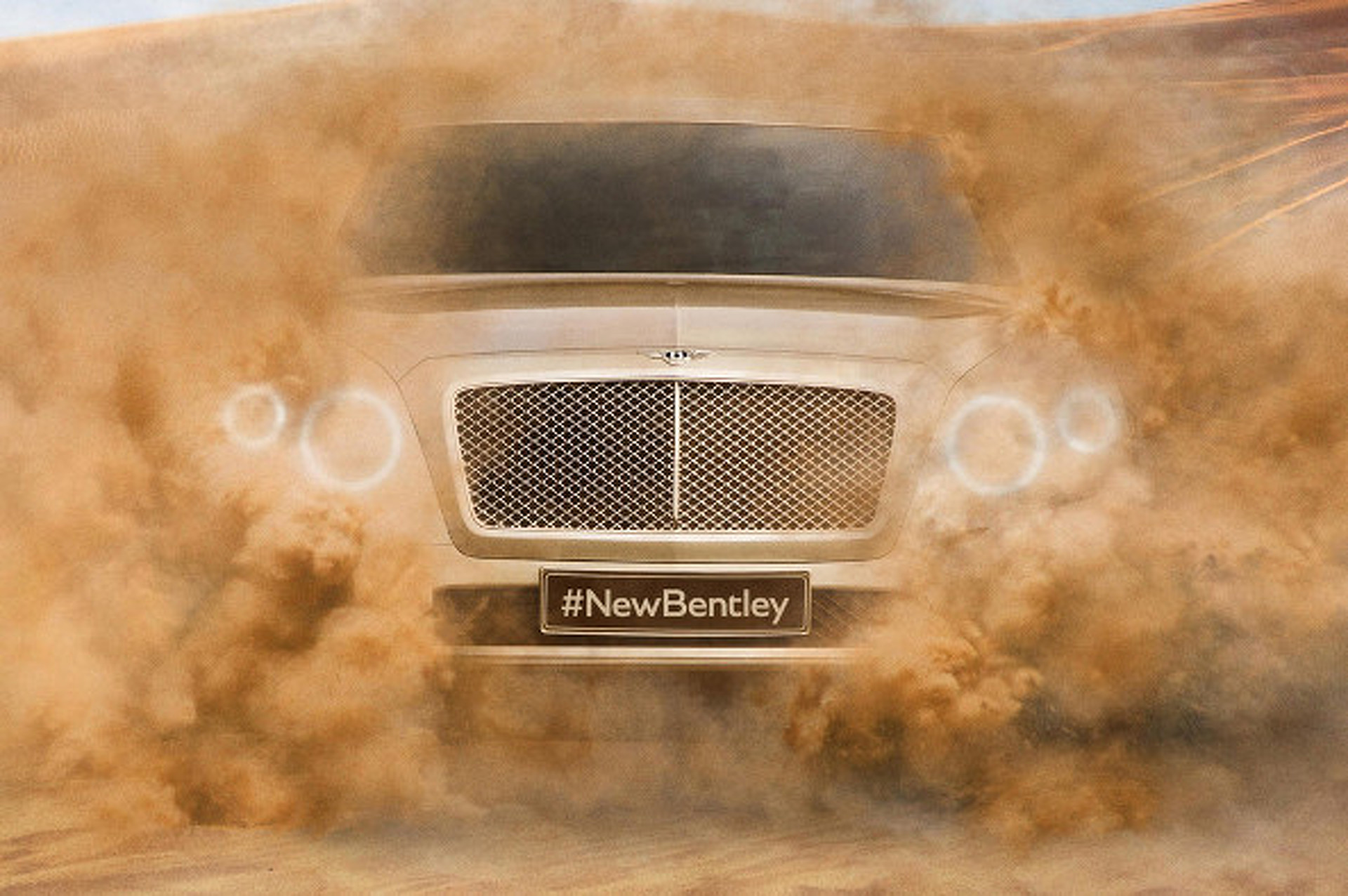 Bentley Teases Future SUV, Looks More 'Normal'