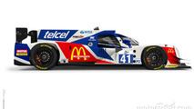 Greaves Motorsport Ligier JS P2