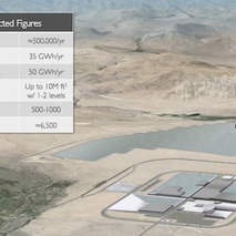 Tesla Chooses Nevada for New Gigafactory