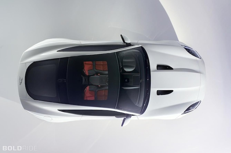 Jaguar F-Type Coupe Headed to LA Auto Show